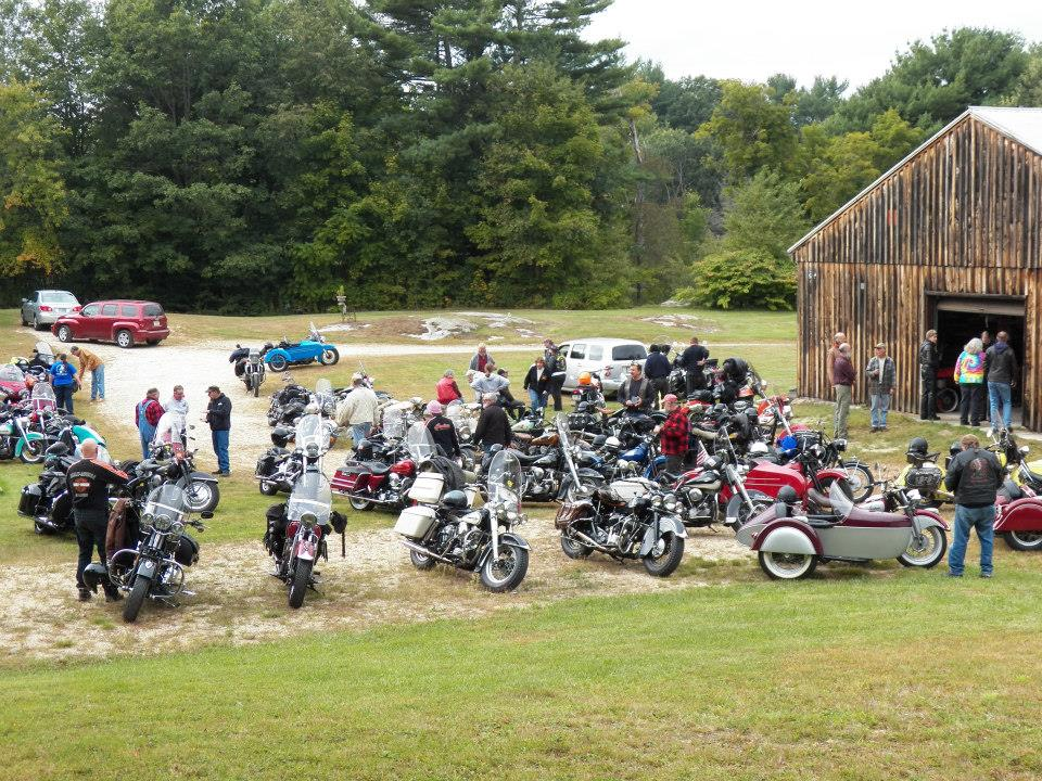 Berkshire Camp and ride 2014